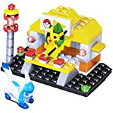 Emob Cartoon Character Theme 3D Block Set With 2 Mini Figure Puzzle Learning Toy For Kids (64pcs)