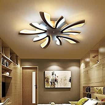 36W LED Modern Deckenleuchte Elegante Wohnzimmer