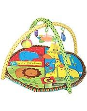 Mee Mee Baby Play Gym Mat, Versatile - Animal Safari, Multicolor