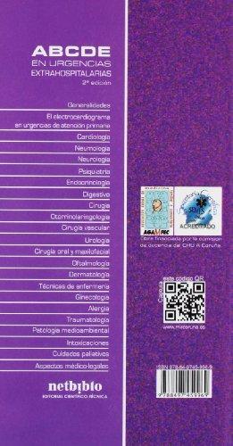 Abcde En Urgencias Extrahospitalarias (2ª Ed.) (Medicina (netbiblo)) 4