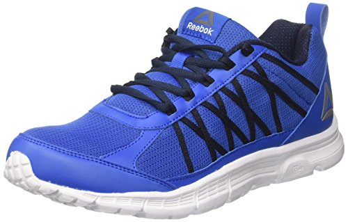 Reebok Herren Bd5442 Trail Runnins Sneakers Blau (Awesome Blue / Collegiate Navy / White / Pewter)
