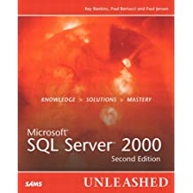 Microsoft SQL Server 2000 Unleashed (2nd Edition)