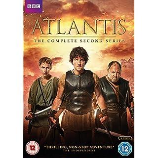 Atlantis - Series 2 Complete [DVD]