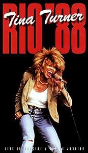 Tina Turner - Rio '88 [VHS]