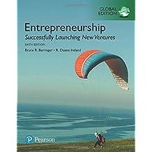 Entrepreneurship: Successfully Launching New Ventures, Global Edition
