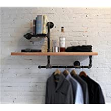 porte manteau industriel. Black Bedroom Furniture Sets. Home Design Ideas