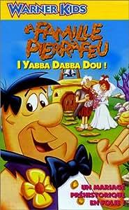 La famille pierrafeu [VHS]