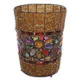 LA LA BATHROOM Trash Can Continental Cafe Mülleimer manuell Kreative zugeben fremde Domäne und ist Dekoriert und eingerichtet