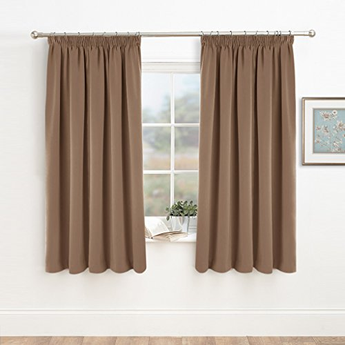 Short Curtains for Bedroom: Amazon.co.uk