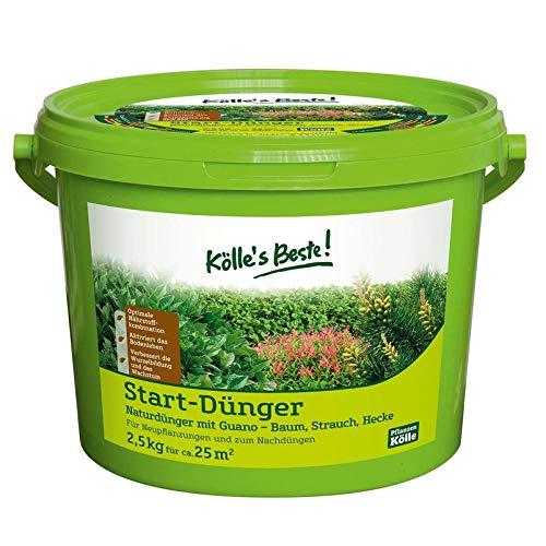 Kölle's Beste Start-Dünger Baum, Strauch, Hecke 2,5 kg