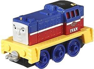 MATTEL Fisher Price fbc36–Thomas Adventures Kleine Locomotora Ivan, Preescolar de parte Mundos