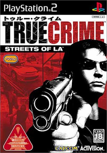 True Ps2 Crime (True Crime: Street of L.A.[Japanische Importspiele])