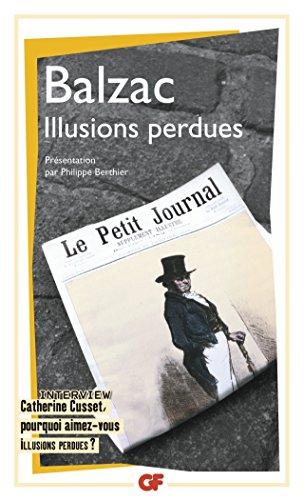 Illusions perdues por Honore de Balzac