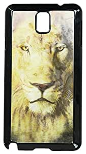 Zeztee ZT5749 Multicolor 3D Image Plastic Back Cover for Mobile Samsung Note 3