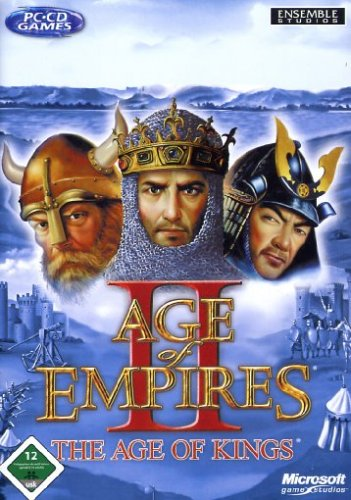 Age of Empires 2 - The Age of Kings (DVD-Verpackung)