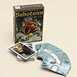 Juego Saboteur tarjeta del juego de mesa de la vendimia
