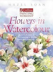 Watercolour Flower Painting Workshop