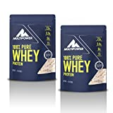 Multipower 100% Pure Whey Protein, Cookies & Cream, 2er Pack (2 x 450 g)= 900 g