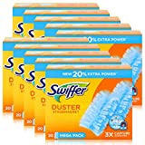 Swiffer Staubmagnet Nachfüller (20 Tücher) (10er Pack)