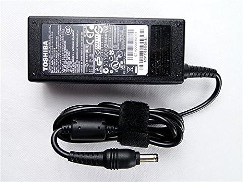 Netzteil für AC Adapter Power Supply Charger+Cord for Toshiba Satellite PA3714U-1ACA Notebook Laptop Ladegerät Aufladegerät, Charger, AC Adapter, Stromversorgung kompatibles Ersatz