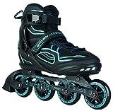 Spokey Erwachsene (Unisex) Taron Inline Skates mit Verschleißfesten Rädern und Widerstandfähigen Bremsklötzen