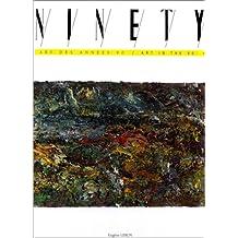 Ninety, Art des années 90 - Art in the 90's, numéro 12 : Eugène Leroy, Françoise Vergier