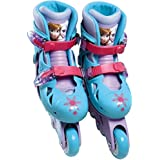 Disney Infantil Patinaje 4 Pvc Weels Frozen En Línea Patines Boot (30-33)