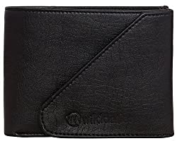 Wildantler Promational Black Bi-Fold Mens Wallets
