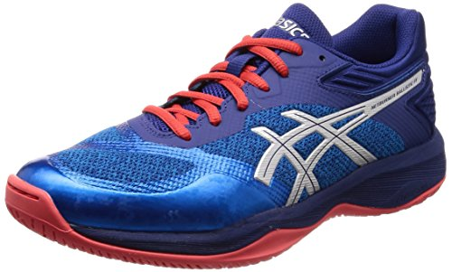 ASICS Mens 1051A002-400_42,5 Volleyball Shoe, Blue
