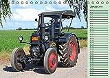Oldtimer-Trecker on Tour (Tischkalender 2019 DIN A5 quer): Alte Schlepper aus vergangener Zeiten. (Geburtstagskalender, 14 Seiten ) (CALVENDO Orte)