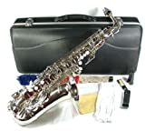 silbernes Alt Saxophon Eb
