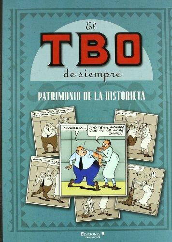 Patrimonio de la historieta (El TBO de siempre 9) (Bruguera Clásica) por Varios autores