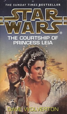 Cover of The Courtship Of Princess Leia (Star Wars)