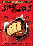 Street Fighter 2: The Animated Movie [Import USA Zone 1]