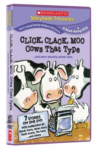 click-clack-moo-cows-that-type-and-more-amusing-animal-tales-scholastic-storybook-treasures-by-new-v