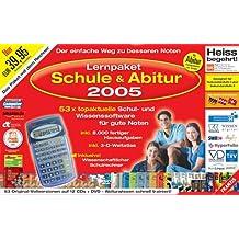 Lernpaket Schule & Abitur 2005