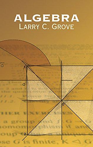 Algebra (Dover Books on Mathematics) (English Edition)