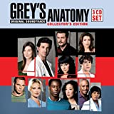 Image of Grey's Anatomy Original Soundtrack