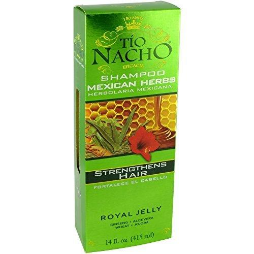 Tio Nacho Mexican Herbs Shampoo, 14 Fluid Ounce by Tio Nacho