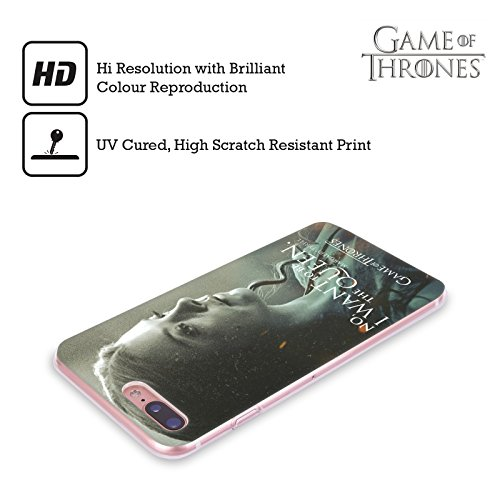 Offizielle HBO Game Of Thrones Daenerys Targaryen Character Portraits Soft Gel Hülle für Apple iPhone 6 / 6s Margaery Tyrell