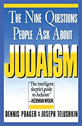 Nine Questions People Ask About Judaism (A Touchstone Book)