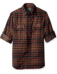 Woolrich Men's Hiker's Trail Flannel Shirt Ii
