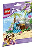 Lego - A1401804 - Tortue Sur Ile Paradis - Friends