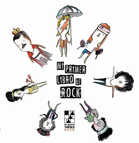 Mi primer libro de Rock por Pato Segovia
