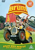 Brum: Stunt Bike Rescue and other stories [DVD]
