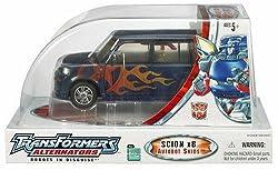 Hasbro Transformers Alternators Scion Xb Autobot Skids
