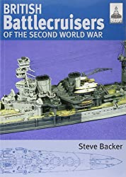 Shipcraft 7 - British Battlecruisers of the Second World War