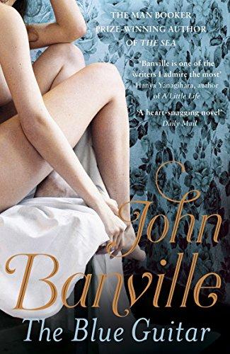 Buchseite und Rezensionen zu 'The Blue Guitar' von John Banville