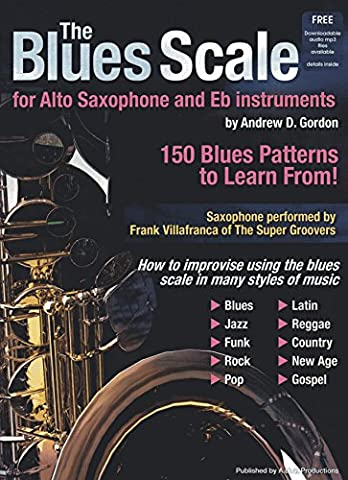Blues Scales Alto Saxophone And Eb Instruments +