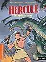 Hercule et l'hydre de Lerne par Montardre